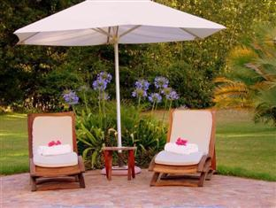 Orange Ville Guesthouse Stellenbosch - Swimming Pool