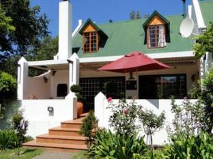 Orange Ville Guesthouse Stellenbosch - Exterior View