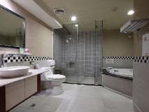 Hua Xiang Hotel-Da Chang: bathroom