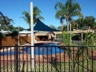 Tea House Motor Inn Bendigo - Swimming Pool