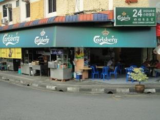 Kapit Hotel Kuching Kuching - Hawker Restaurant