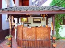 Phousi Guesthouse: reception
