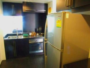 The Front Apartments Phuket - 2 Bedrooms Deluxe-Kitchen