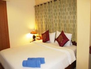 Baan Sila Pattaya - 1 Bedrooms Suite - Bedroom