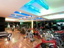 Rashmi's Plaza Hotel Vientiane: fitness room