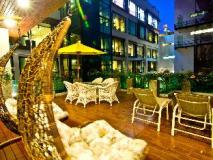 Rashmi's Plaza Hotel Vientiane: interior