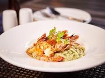 Rashmi's Plaza Hotel Vientiane: restaurant