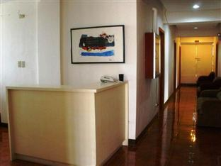 Mira de Polaris Hotel Laoagas - Viešbučio interjeras