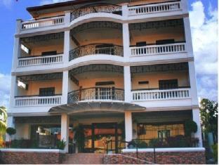 Mira de Polaris Hotel Laoagas - Viešbučio išorė