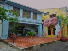 Cheap Hotels in Penang Malaysia | Ryokan @ Muntri Street