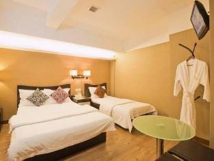 Sunny Day Hotel, Tsim Sha Tsui Hong Kong - Guest Room
