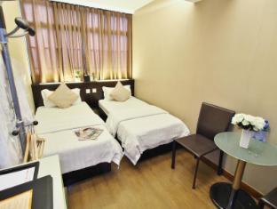 Sunny Day Hotel, Tsim Sha Tsui Hong Kong - Twin Room