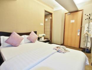 Sunny Day Hotel, Tsim Sha Tsui Hong Kong - Double Room