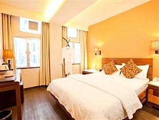 Sunny Day Hotel, Mong Kok Hongkong - Gæsteværelse
