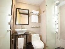 Sunny Day Hotel, Mong Kok: bathroom