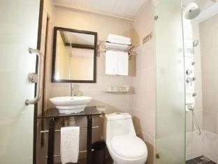 Sunny Day Hotel, Mong Kok Hongkong - Badeværelse