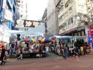 Sunny Day Hotel, Mong Kok Hongkong - Attraktioner i nærheden