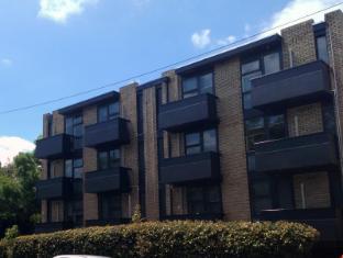 George Powlett Apartments Melbourne - Powlett Street Balcony Rooms