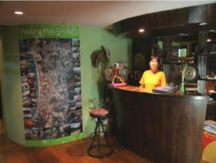 Patong Backpacker Hostel بوكيت - مكتب إستقبال