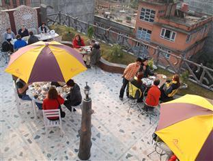 Hotel Family Home Kathmandu - Rooftop Restaurant