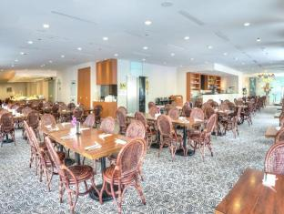 胡姬酒店 新加坡 - 餐廳