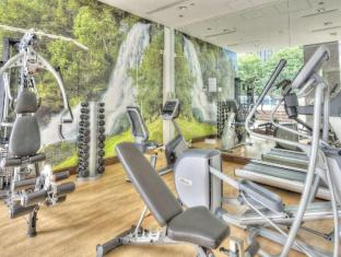 Orchid Hotel Singapore - Fitness Room