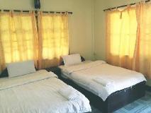 Vangvieng Resort: guest room