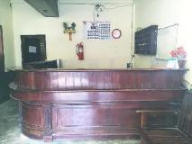 Vangvieng Resort: reception