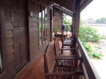 Grandview Guesthouse: balcony/terrace