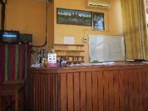 Khamphone Guesthouse: reception