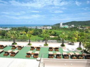 Princess Seaview Resort & Spa Πουκέτ - Εξωτερικός χώρος ξενοδοχείου