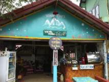 Vieng Thara Guesthouse and Cafe: balcony/terrace
