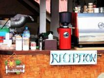 Vieng Thara Guesthouse and Cafe: coffee shop/cafe