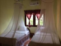 Vieng Thara Guesthouse and Cafe: guest room