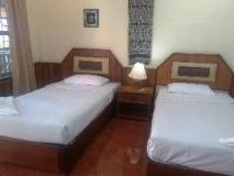Villa Muong Khong: guest room