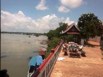 Villa Muong Khong: view
