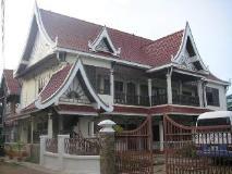 Villa Muong Khong: interior