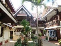 Villa Muong Khong: entrance