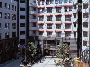 Arcadia Hotel Berlin Berlin - Kilátás