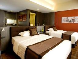 City Suite (2 Double Beds)