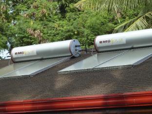 Alona Vida Beach Resort Bohol - Solar Heater & Rainwater Tank