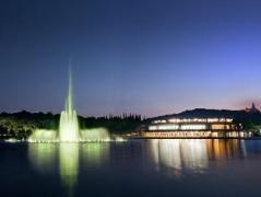 Homa Moon Lake Hotel of Modean Art China