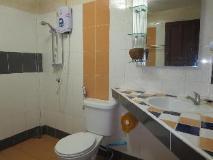 Vang Vieng Eco Lodge: bathroom