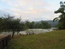 Vang Vieng Eco Lodge: view