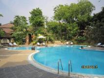 Aye Yar River View Resort: swimming pool