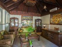 Aye Yar River View Resort: spa