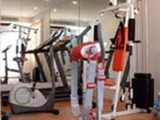 Lotus Park Hotel Bangalore - Gymnasium