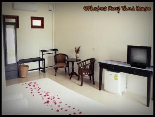 Phuket Muay Thai House Phuket - In room facilities