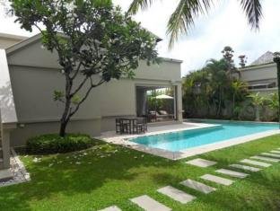 Bangtao Private Villas Phuket - Hotel z zewnątrz