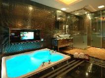 U-com Leisure Fashion Motel: bathroom